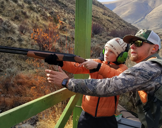 learn to shoot clays