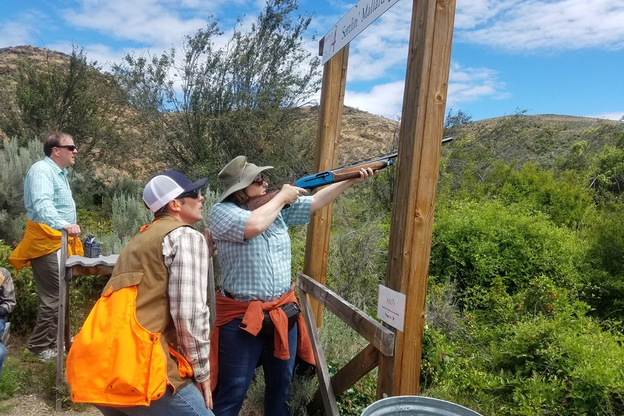 Sporting Clays Corporate Retreat